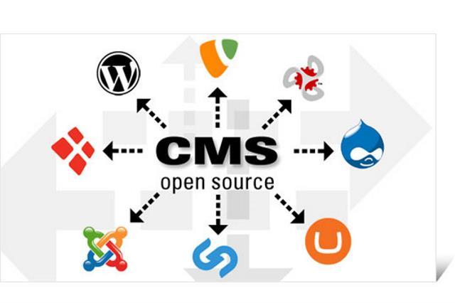 オープンソースのCMS